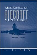 دانلود حل المسائل مکانیک سازه های هواپیمایی نوشته سان ویرایش دوم  Mechanics of Aircraft Structures By C.T.Sun; Solution Manual 2